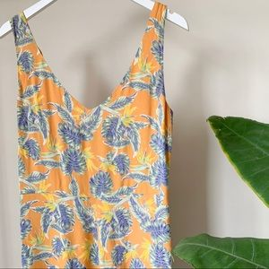 For Love & Lemons Tropical Romper